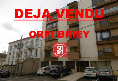 Appartement Briey &bull; <span class='offer-area-number'>35</span> m² environ &bull; <span class='offer-rooms-number'>1</span> pièce