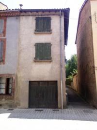 Maison St Paul de Jarrat &bull; <span class='offer-area-number'>39</span> m² environ &bull; <span class='offer-rooms-number'>3</span> pièces