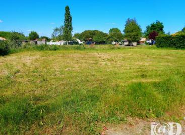 Terrain St Maixent sur Vie &bull; <span class='offer-area-number'>520</span> m² environ