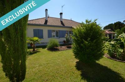 Maison St Avit St Nazaire &bull; <span class='offer-area-number'>113</span> m² environ &bull; <span class='offer-rooms-number'>5</span> pièces