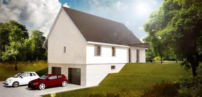 Maison Scharrachbergheim Irmstett &bull; <span class='offer-area-number'>82</span> m² environ &bull; <span class='offer-rooms-number'>5</span> pièces