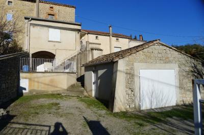 Maison St Paul le Jeune &bull; <span class='offer-area-number'>55</span> m² environ &bull; <span class='offer-rooms-number'>5</span> pièces