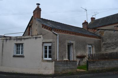 Maison Thouarce &bull; <span class='offer-area-number'>70</span> m² environ &bull; <span class='offer-rooms-number'>3</span> pièces