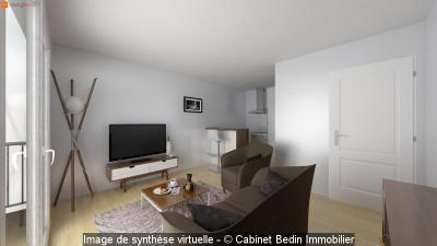 Appartement Toulouse &bull; <span class='offer-area-number'>32</span> m² environ &bull; <span class='offer-rooms-number'>2</span> pièces