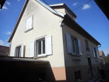 Maison Oberentzen &bull; <span class='offer-area-number'>110</span> m² environ &bull; <span class='offer-rooms-number'>6</span> pièces