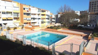 Appartement Cap D Agde &bull; <span class='offer-area-number'>24</span> m² environ &bull; <span class='offer-rooms-number'>1</span> pièce