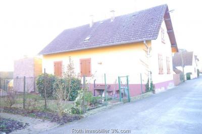 Maison Hochfelden &bull; <span class='offer-area-number'>100</span> m² environ &bull; <span class='offer-rooms-number'>5</span> pièces