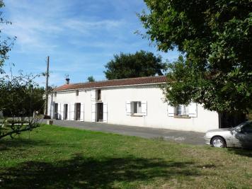 Maison Bournezeau &bull; <span class='offer-area-number'>170</span> m² environ &bull; <span class='offer-rooms-number'>5</span> pièces