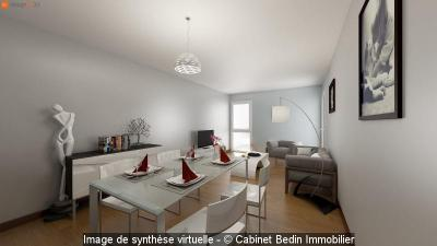 Appartement Toulouse &bull; <span class='offer-area-number'>84</span> m² environ &bull; <span class='offer-rooms-number'>4</span> pièces