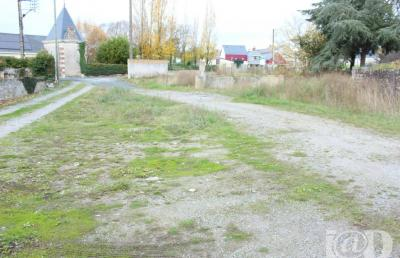 Terrain Montjean sur Loire &bull; <span class='offer-area-number'>1 177</span> m² environ