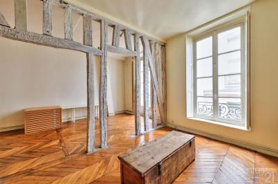 Appartement Paris 02 &bull; <span class='offer-area-number'>91</span> m² environ &bull; <span class='offer-rooms-number'>3</span> pièces