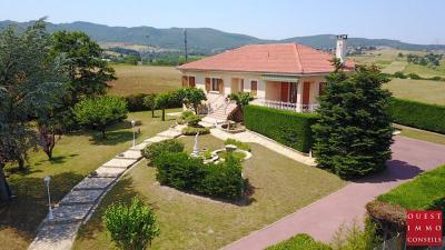 Maison Grezieu la Varenne &bull; <span class='offer-area-number'>300</span> m² environ &bull; <span class='offer-rooms-number'>6</span> pièces