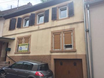 Maison Schirmeck &bull; <span class='offer-area-number'>150</span> m² environ &bull; <span class='offer-rooms-number'>6</span> pièces