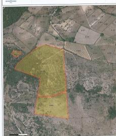Terrain St Paul et Valmalle &bull; <span class='offer-area-number'>687 900</span> m² environ