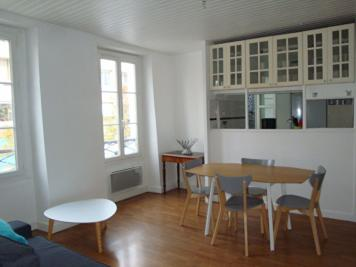 Appartement Issy les Moulineaux &bull; <span class='offer-area-number'>43</span> m² environ &bull; <span class='offer-rooms-number'>2</span> pièces