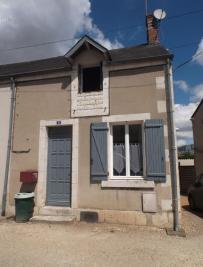 Maison St Florent sur Cher &bull; <span class='offer-area-number'>65</span> m² environ &bull; <span class='offer-rooms-number'>4</span> pièces