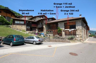 Maison Le Moutaret &bull; <span class='offer-area-number'>116</span> m² environ &bull; <span class='offer-rooms-number'>4</span> pièces