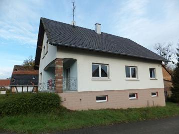 Maison Soultz sous Forets &bull; <span class='offer-area-number'>135</span> m² environ &bull; <span class='offer-rooms-number'>6</span> pièces