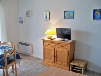 Appartement St Palais sur Mer &bull; <span class='offer-area-number'>31</span> m² environ &bull; <span class='offer-rooms-number'>1</span> pièce