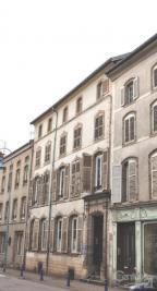 Immeuble Mirecourt