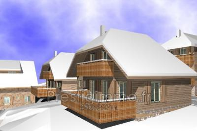 Chalet Allos &bull; <span class='offer-area-number'>48</span> m² environ &bull; <span class='offer-rooms-number'>3</span> pièces