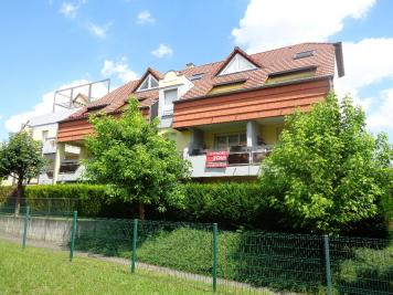 Appartement Wolfisheim &bull; <span class='offer-area-number'>52</span> m² environ &bull; <span class='offer-rooms-number'>2</span> pièces