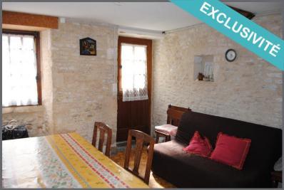 Maison Bernieres sur Mer &bull; <span class='offer-area-number'>47</span> m² environ &bull; <span class='offer-rooms-number'>3</span> pièces