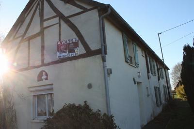 Maison L Aigle &bull; <span class='offer-area-number'>96</span> m² environ &bull; <span class='offer-rooms-number'>5</span> pièces