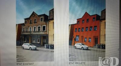 Immeuble Forbach &bull; <span class='offer-area-number'>350</span> m² environ &bull; <span class='offer-rooms-number'>11</span> pièces