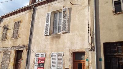 Maison Montmarault &bull; <span class='offer-area-number'>60</span> m² environ &bull; <span class='offer-rooms-number'>3</span> pièces