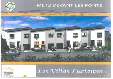 Maison Metz &bull; <span class='offer-area-number'>85</span> m² environ &bull; <span class='offer-rooms-number'>4</span> pièces