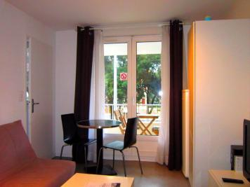 Appartement St Palais sur Mer &bull; <span class='offer-area-number'>23</span> m² environ &bull; <span class='offer-rooms-number'>2</span> pièces