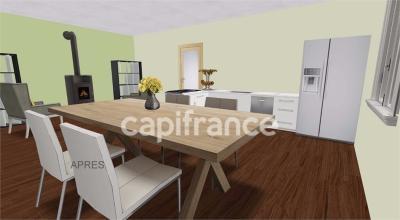 Maison Coulonges sur L Autize &bull; <span class='offer-area-number'>73</span> m² environ &bull; <span class='offer-rooms-number'>3</span> pièces