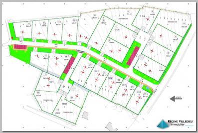 Terrain Sideville &bull; <span class='offer-area-number'>598</span> m² environ