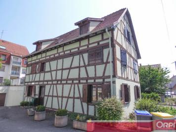 Appartement Bischheim &bull; <span class='offer-area-number'>62</span> m² environ &bull; <span class='offer-rooms-number'>3</span> pièces