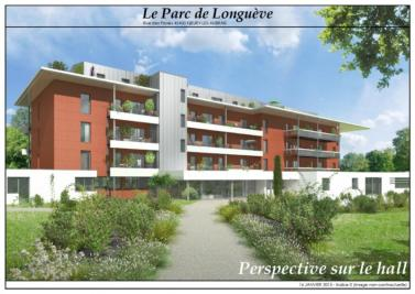 Appartement Fleury les Aubrais &bull; <span class='offer-area-number'>62</span> m² environ &bull; <span class='offer-rooms-number'>3</span> pièces