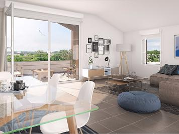 Appartement Olonne sur Mer &bull; <span class='offer-area-number'>40</span> m² environ &bull; <span class='offer-rooms-number'>2</span> pièces