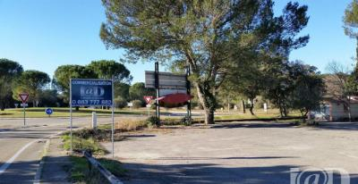 Terrain Castillon du Gard &bull; <span class='offer-area-number'>1 849</span> m² environ