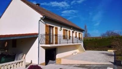 Maison Brugheas &bull; <span class='offer-area-number'>121</span> m² environ &bull; <span class='offer-rooms-number'>7</span> pièces