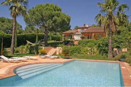 Location Maison Saint Tropez (83990)