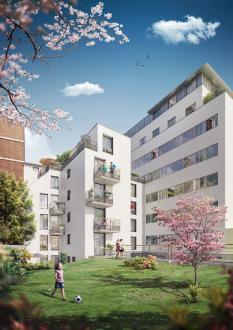 Appartement PARIS 20E 75020
