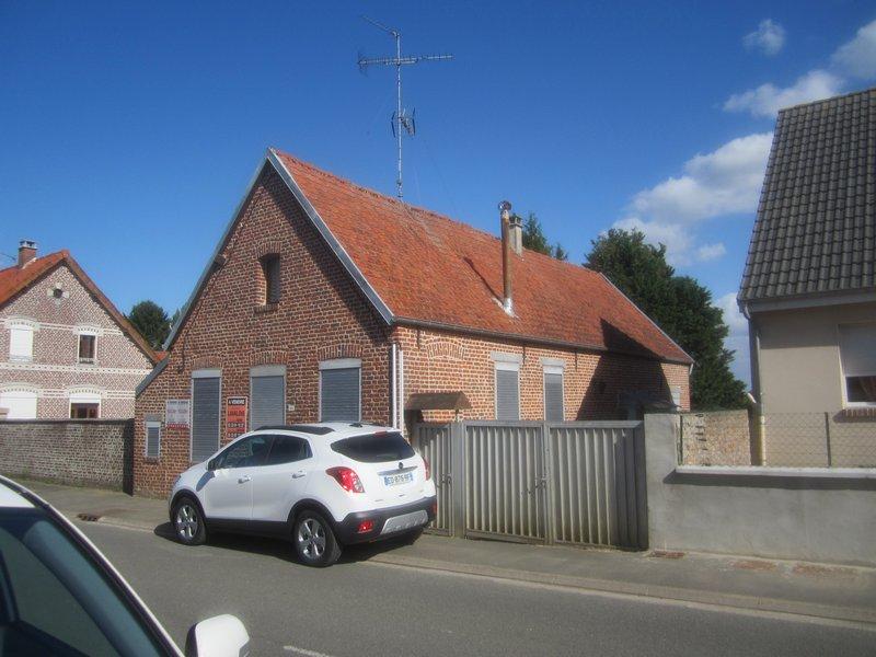 Maison  65 m² environ  4 pièces Vaux-Andigny
