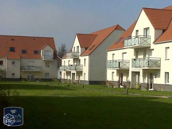 Appartement  47 m² environ  2 pièces Quiévrechain