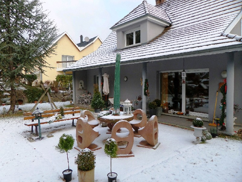 Maison  160 m² environ  7 pièces Zimmerbach