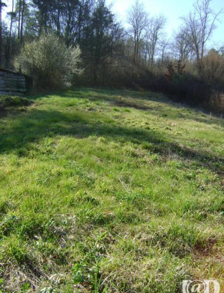 Terrain  1 600 m² environ Saint-Julien-de-Crempse