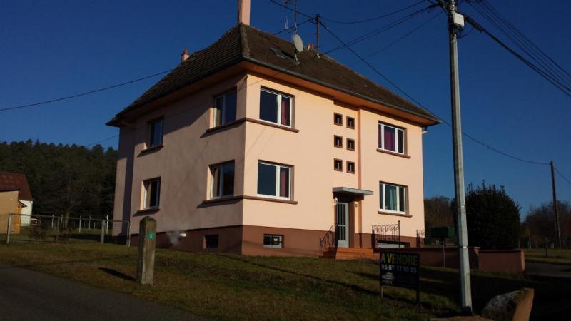Maison  165 m² environ  6 pièces Erckartswiller