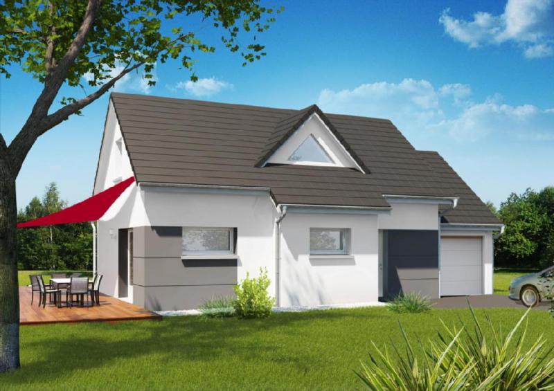 Maison  114 m² environ  4 pièces Vercel-Villedieu-le-Camp
