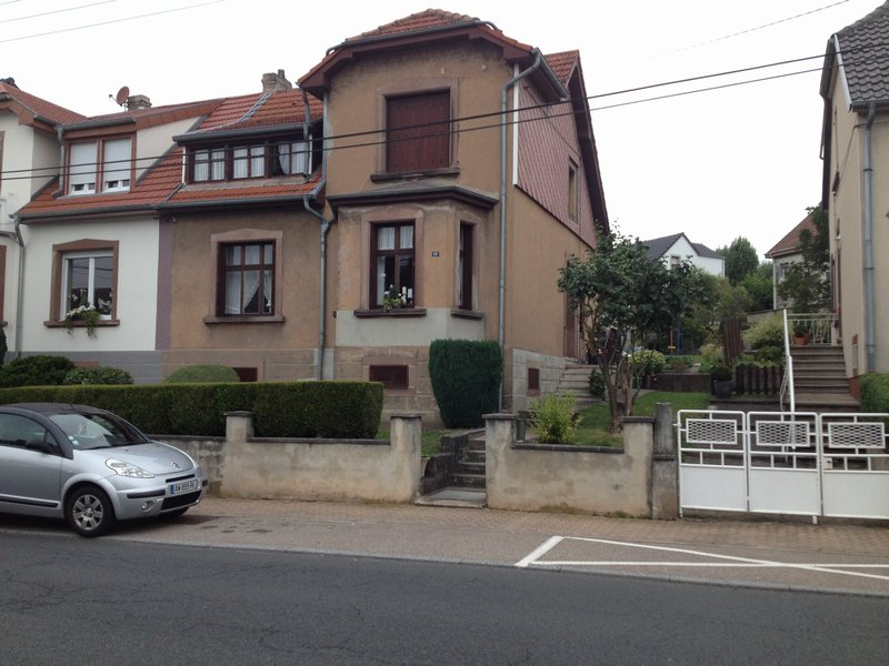 Maison  100 m² environ  5 pièces Wœlfling-lès-Sarreguemines