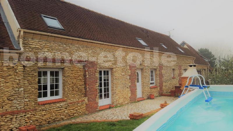 Maison  195 m² environ  6 pièces Abbécourt