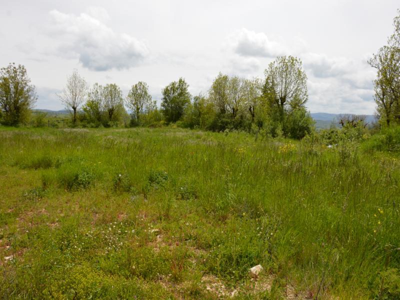 Terrain  1 344 m² environ Gabriac